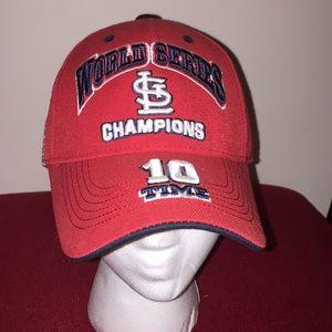 St Louis Cardinals - 10 Time World Series Champion